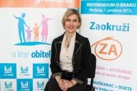 U ime obitelji: Kandidatura Vesne Pusić – Loš kandidat ne može dobro predstavljati Hrvatsku niti koristiti UN-u