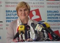 """Dr. Željka Markić za VL: """"Za stvarne promjene u Hrvatskoj potrebni su znanje, red, rad i oštro kažnjavanje korupcije. To SDP ne može provesti"""""""