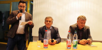 Projekt Domovina Frankfurt: prof. Jurčević i Roman Leljak predstavili Sedlarov film 'Jasenovac – istina'