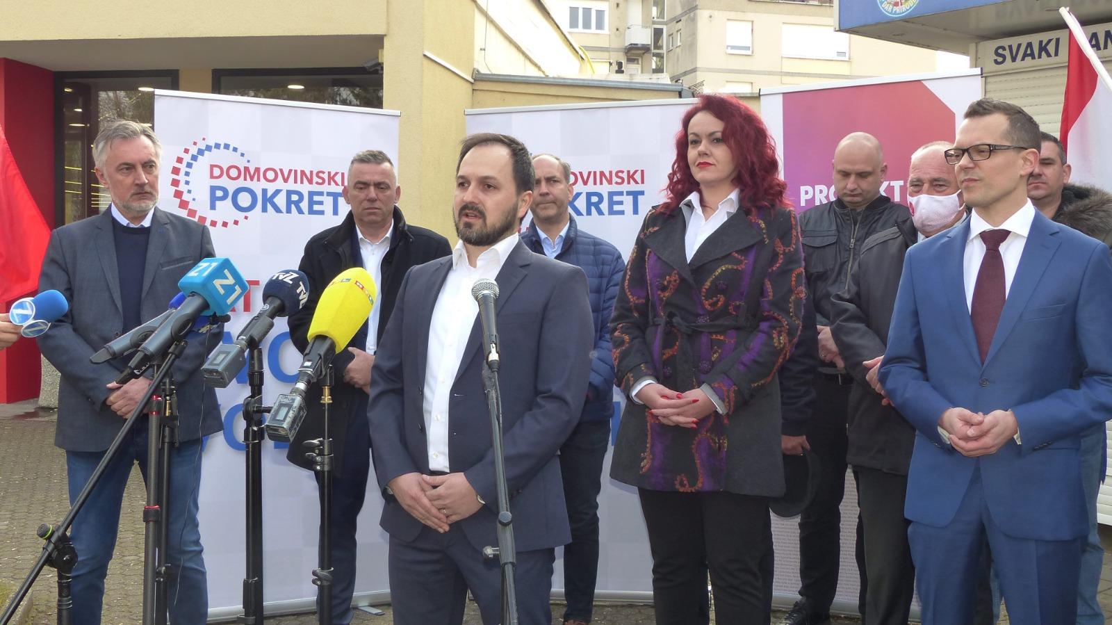 Najava zajedničkog izlaska na lokalne izbore u Zaprešiću