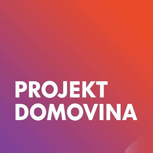 Projekt Domovina Logo