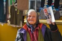 Projekt Domovina na tržnici u Osijeku