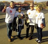 Druženje s građanima na Črnomercu
