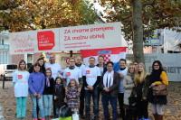 Hrvati u Frankfurtu: Kolači i leci za listu broj 8!