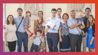 """Damir Foretić, kandidat II. izborne jedinice: """"Da bi obitelj mogla opstati potrebno je snažno gospodarstvo, a za to je preduvjet pravedan i moralan pravni sustav"""""""