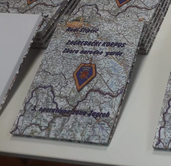 Promocija knjige generala Rudija Stipčića
